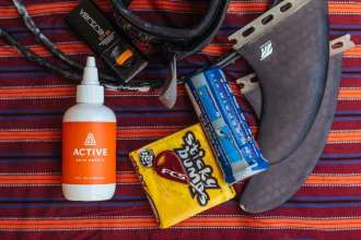 active skin repair surf travel essentials