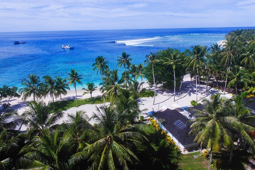 Hollow Trees Resort, Mentawai Islands