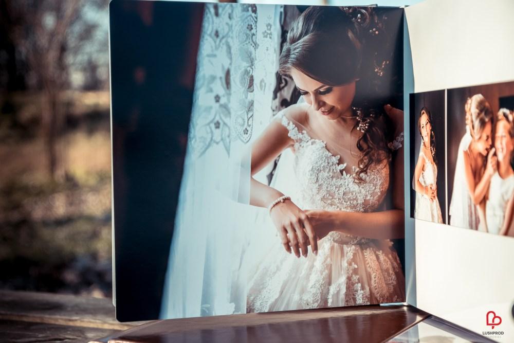 Album Matrimonio sposa