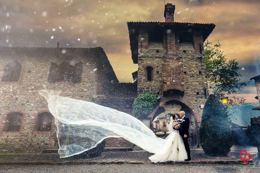 videografo matrimonio