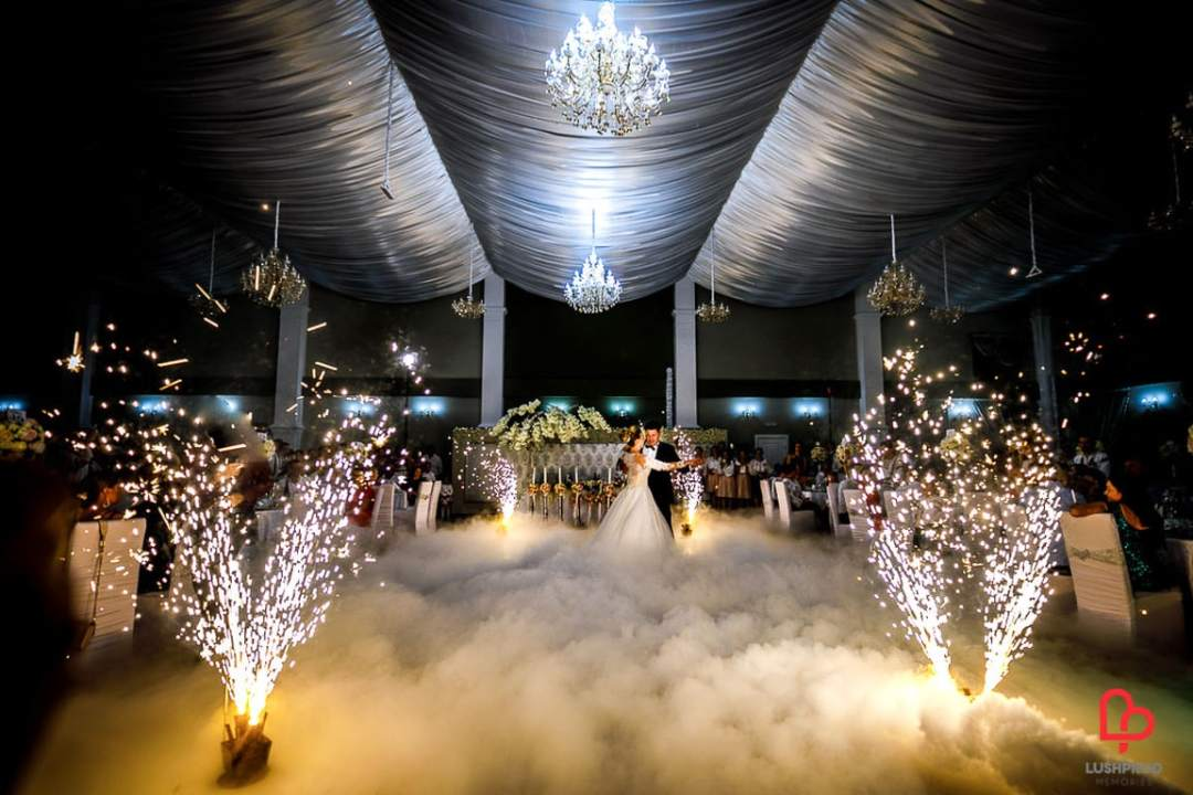 fuochi d'artificio matrimonio milano