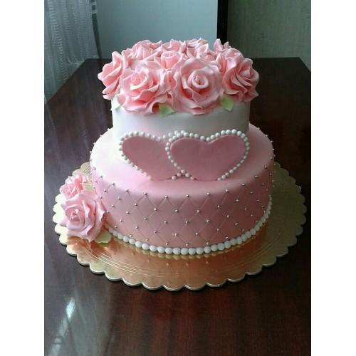 Свадебные торты №17