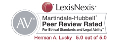 Martindale-Hubbell Peer Review