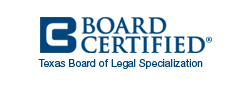 Texas Board Legal Specialization