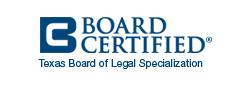 Texas Board Legal Specialization