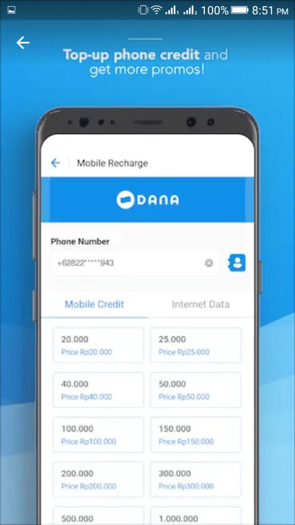 Dana Apk ScreenShot