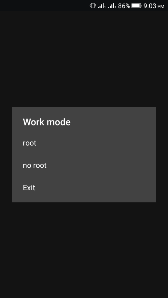 Screenshot of GG Modz Pro App