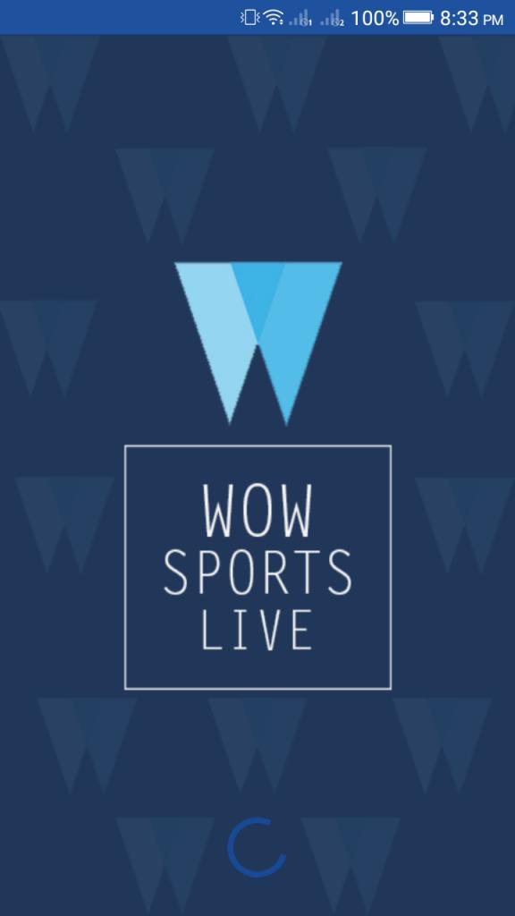 Screenshot Wow Sports