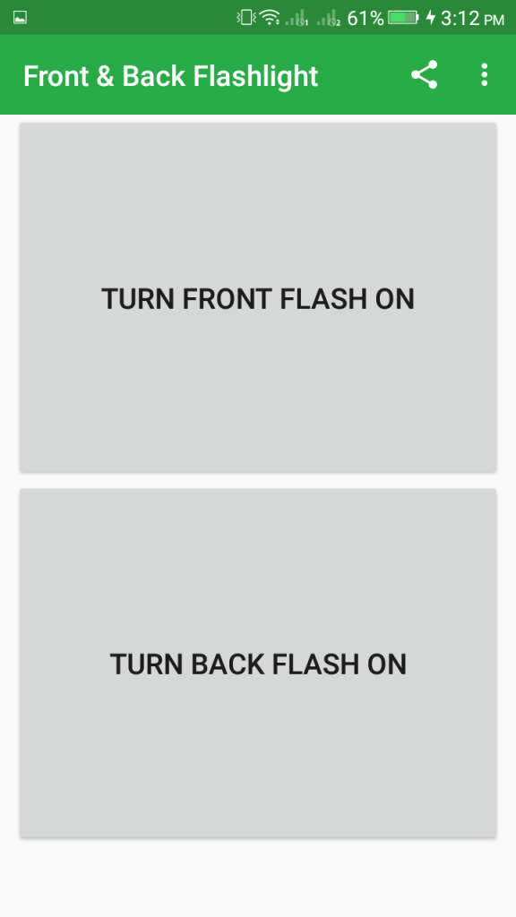 Screenshot of 2Flash Apk