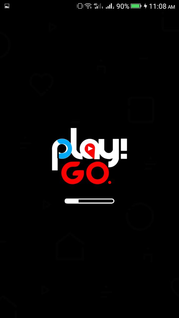 Screenshot of Play Go