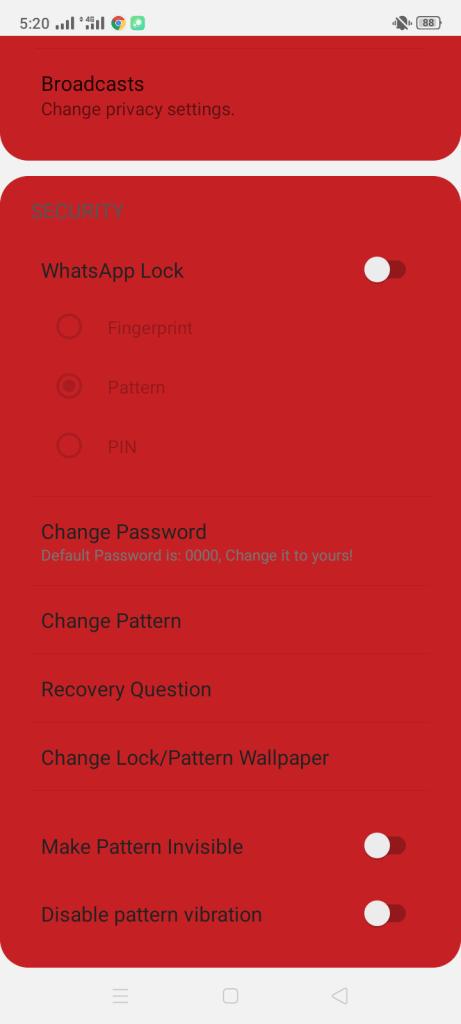 Mizo WA App