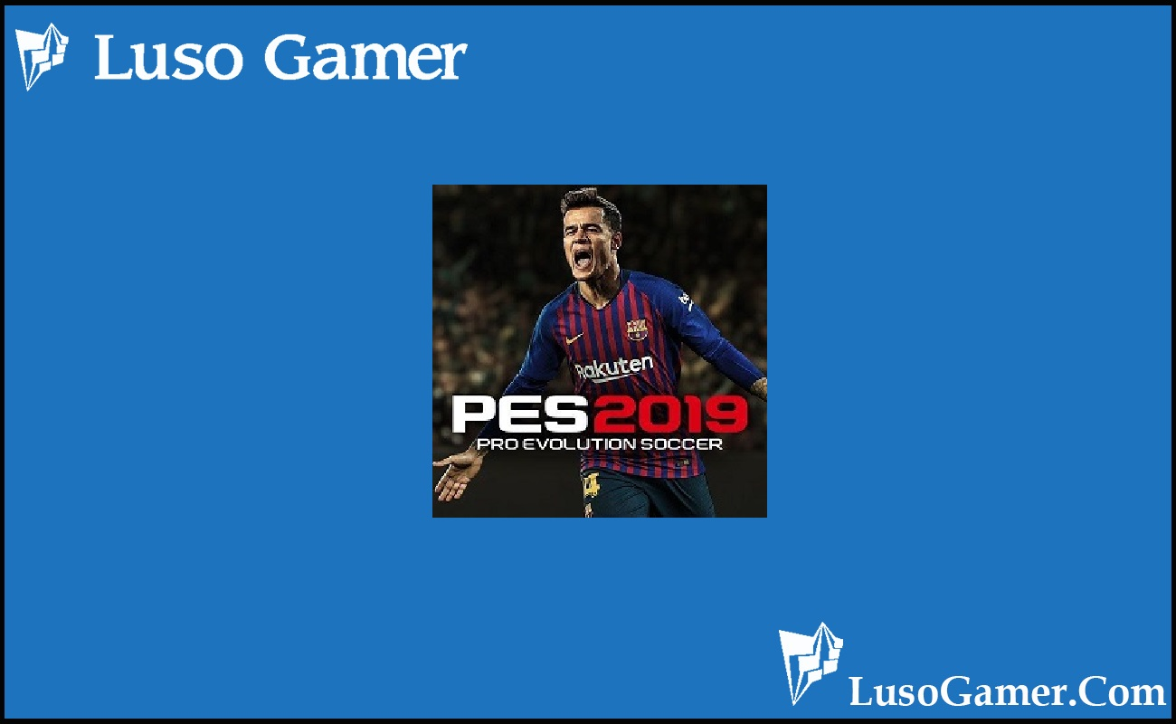 PES 2019 ISO PPSSPP APK