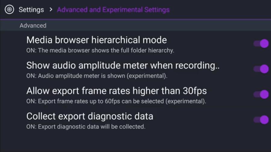 Screenshot of KineMaster Xplus MOD