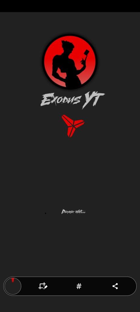 Screenshot of Exodus Injector Apk ML