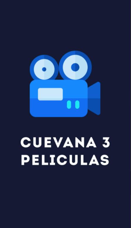 Screenshot of Cuevana3