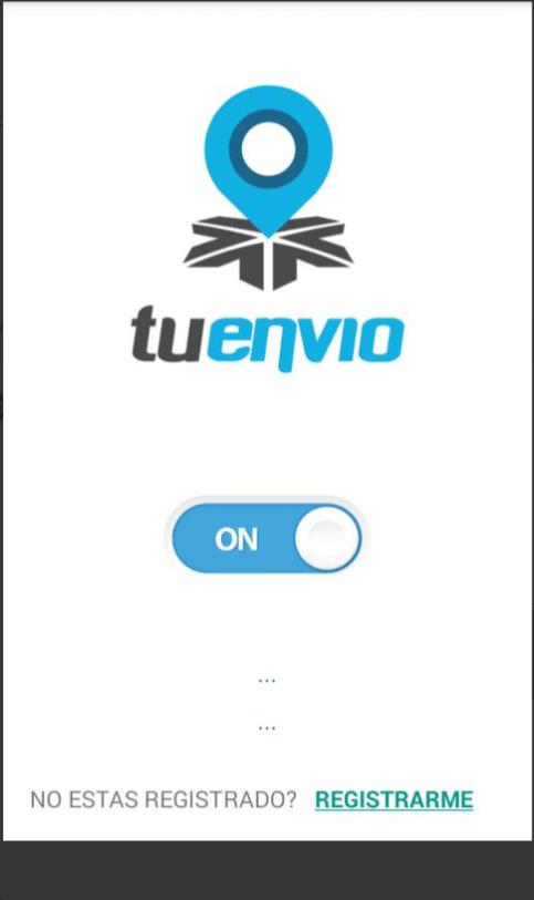 Screenshot of Tu Envio