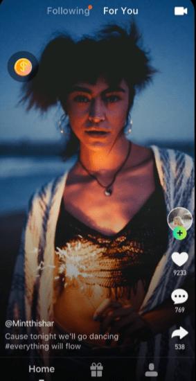 Screenshot of Zynn APK