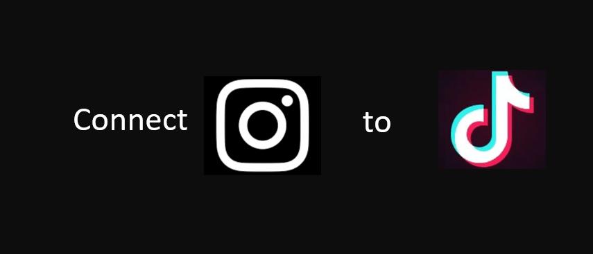 How to Add Instagram to Tik Tok