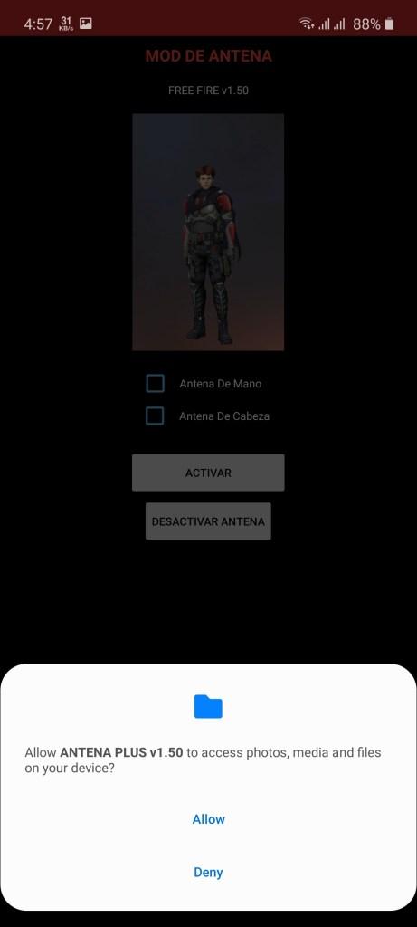 Screenshot of Antena Plus Apk