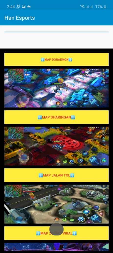 Screenshot of Han Esports ML