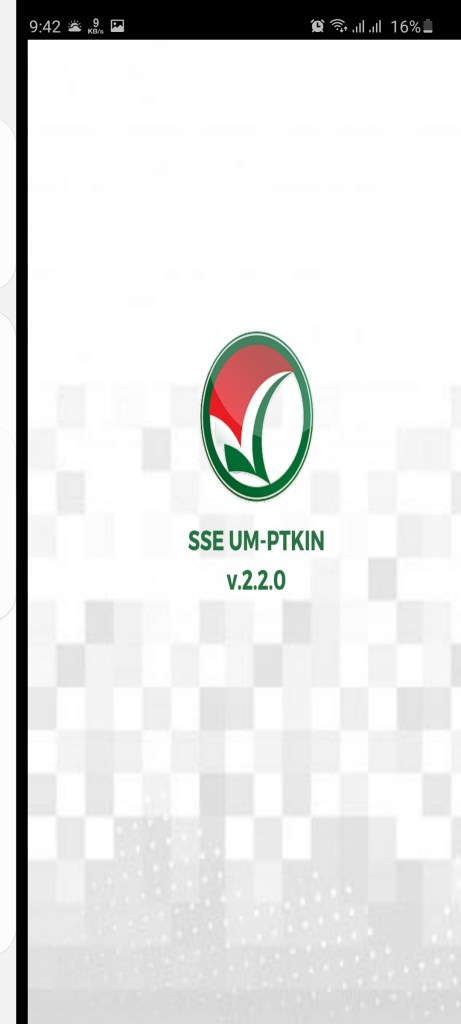 Screenshot of SSE UMPTKIN Apk
