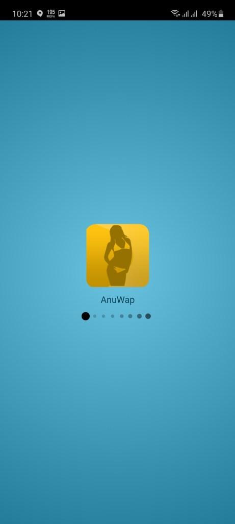 Screenshot of Anuwap Apk