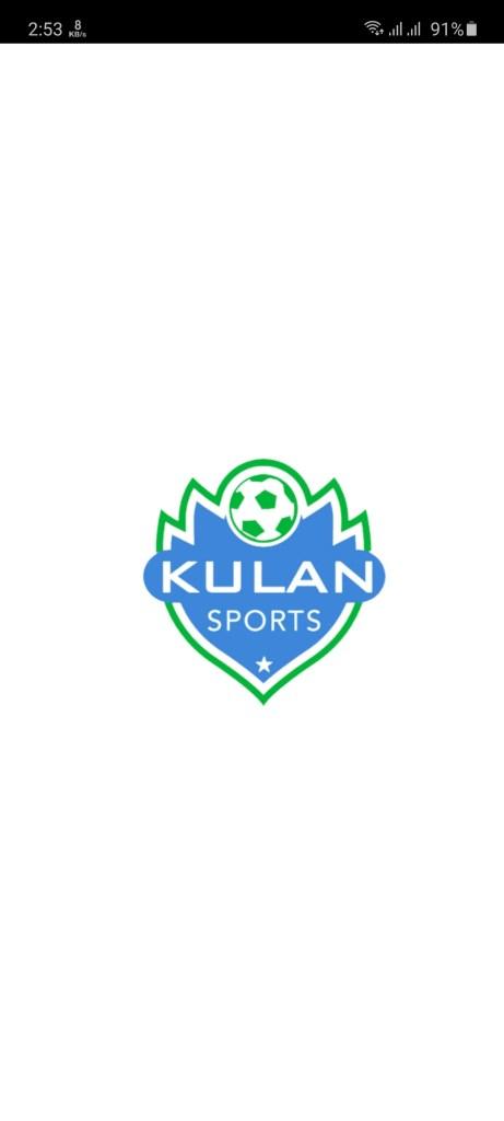 Screenshot of Kulan Sports