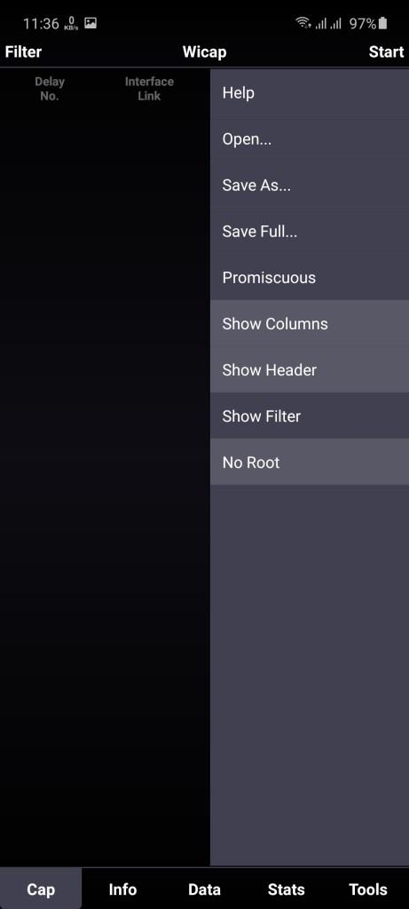 Screenshot of WICAP Pro Apk