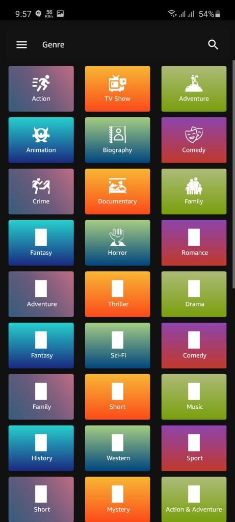 Screenshot of Zuflix Download