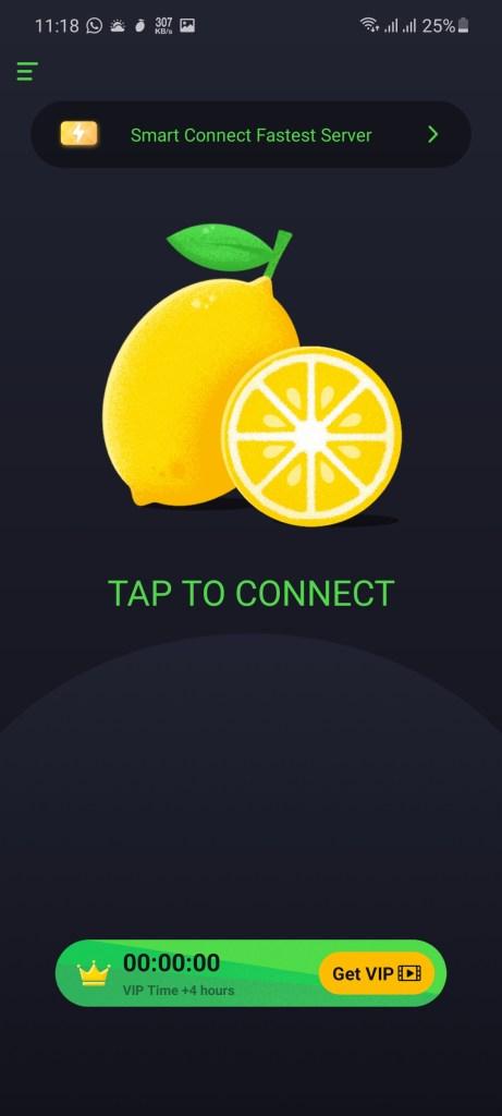 Screenshot of 3X VPN Apk