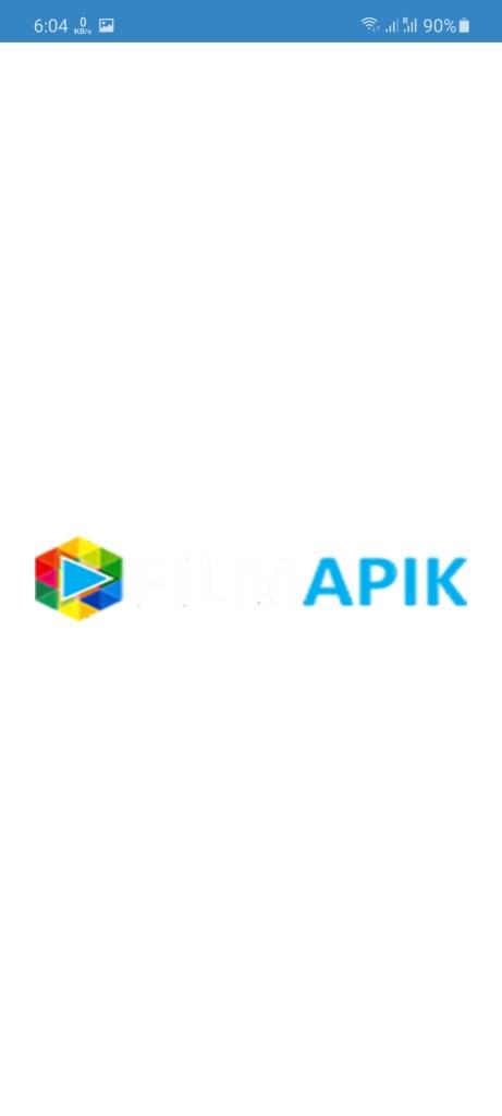 Screenshot of Filmapik Apk