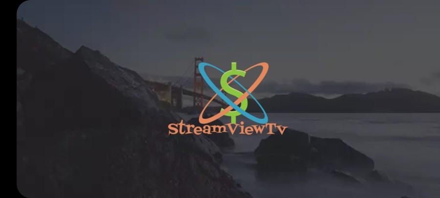 Screenshot of Stream View TV