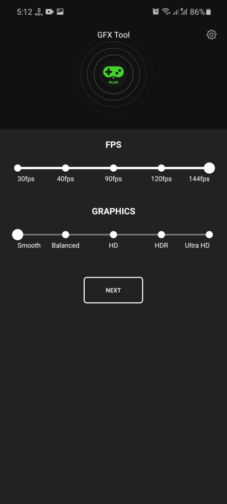 Screenshot of Game Booster 4x Faster Pro For Android