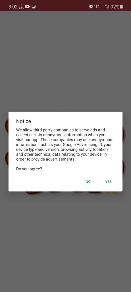 Screenshot of Tap Tap.GG App