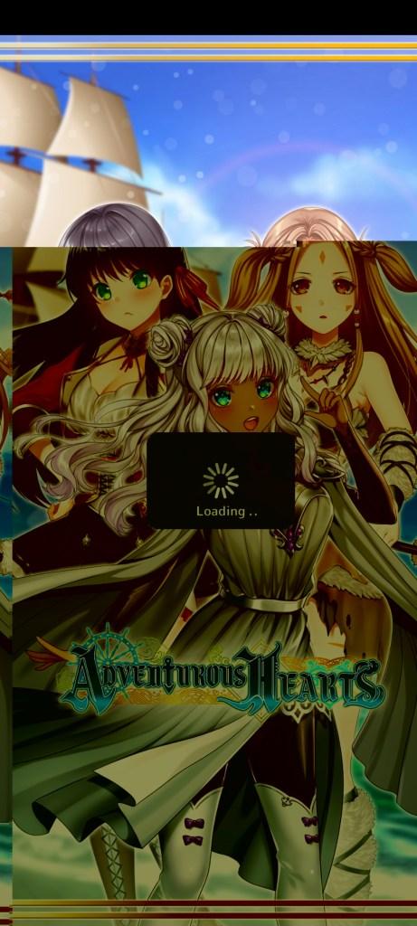 Screenshot of Adventurous Hearts Apk