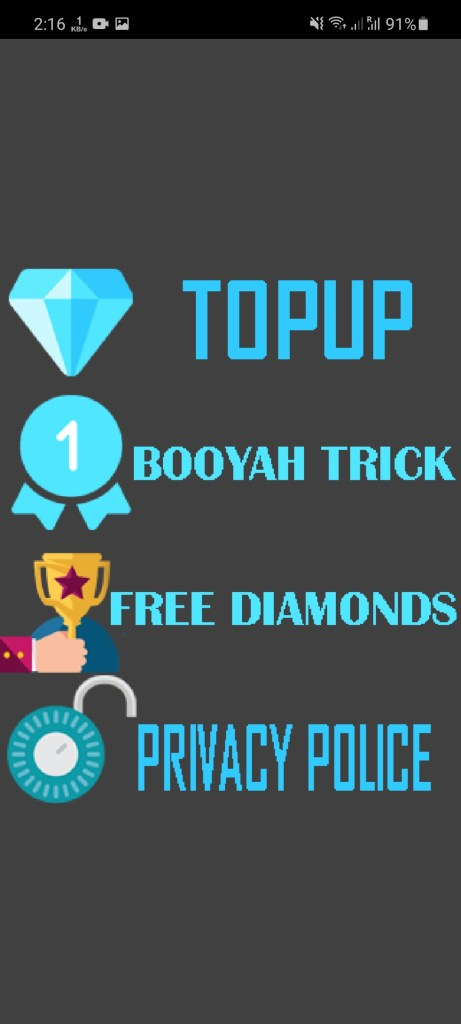 Screenshot of Diamond FF Gratis 10000 Apk