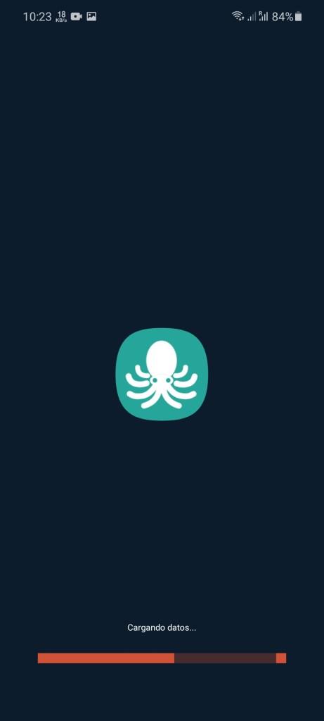 Screenshot of OctoStream