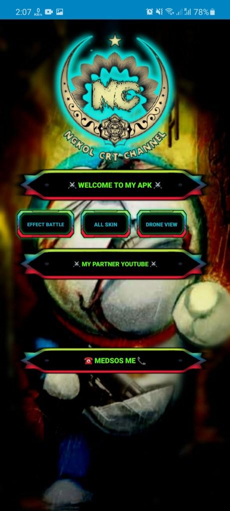 Screenshot of NC Injector Apk