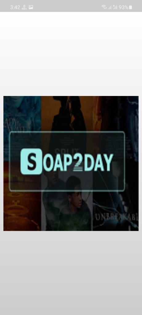 Screenshot of Soap2Day Apk