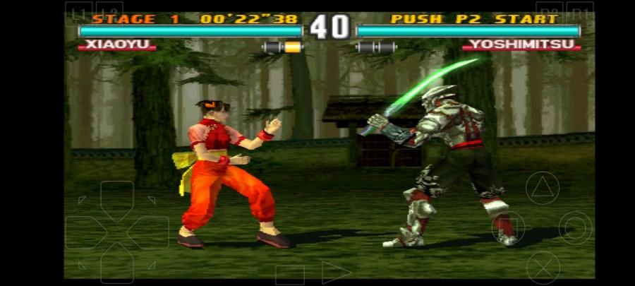 Screenshot of Tekken 3 Apk Download
