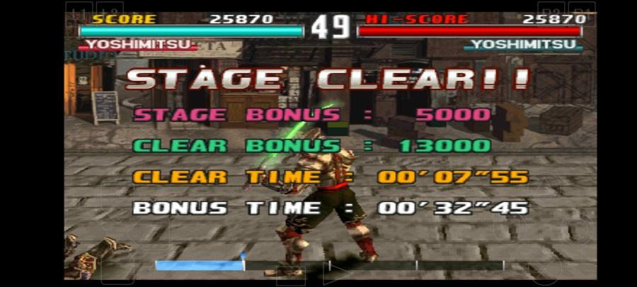 Screenshot of Tekken 3 Apk For Android