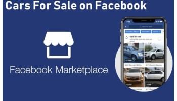 Facebook MarketPlace Cars App