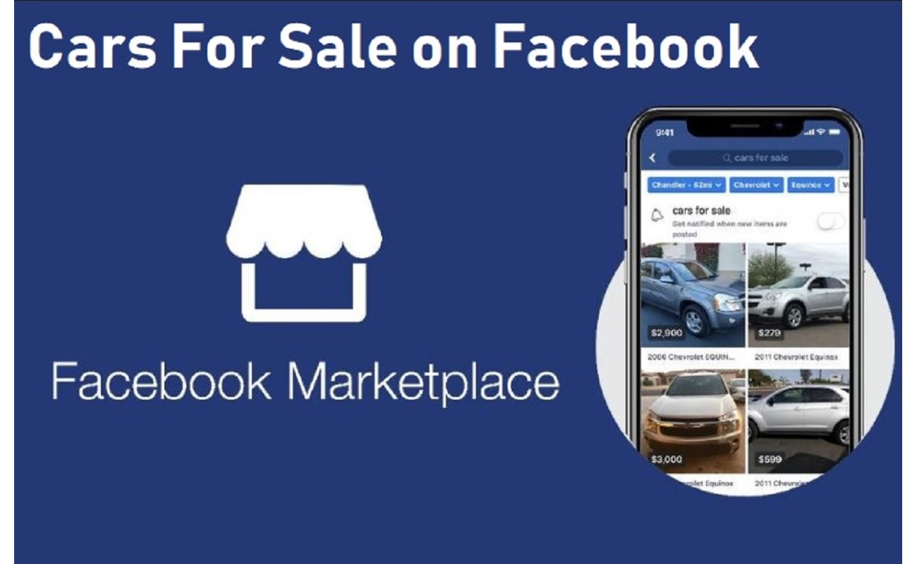 Facebook MarketPlace Cars App