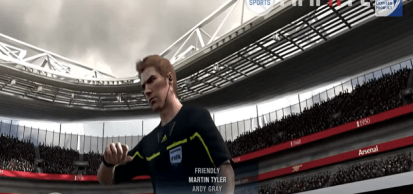 Screenshot of FIFA 11 Apk OBB
