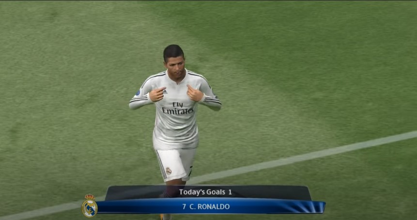 Screenshot of PES 15 Download