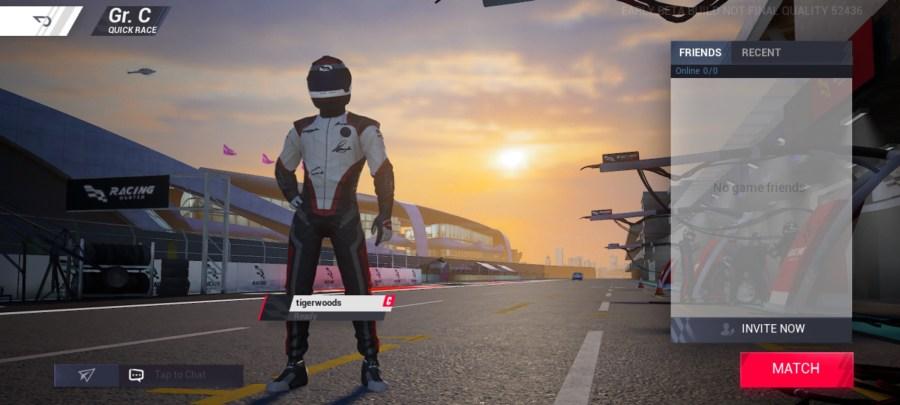 Screenshot of Racing Master Android