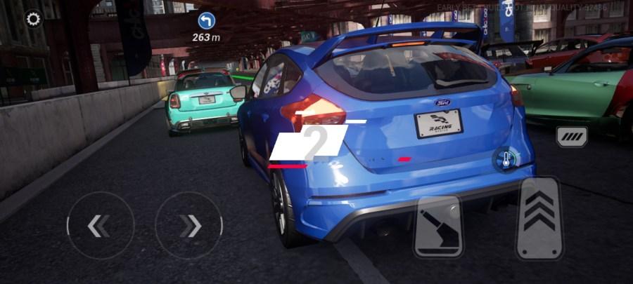 Screenshot of Racing Master OBB
