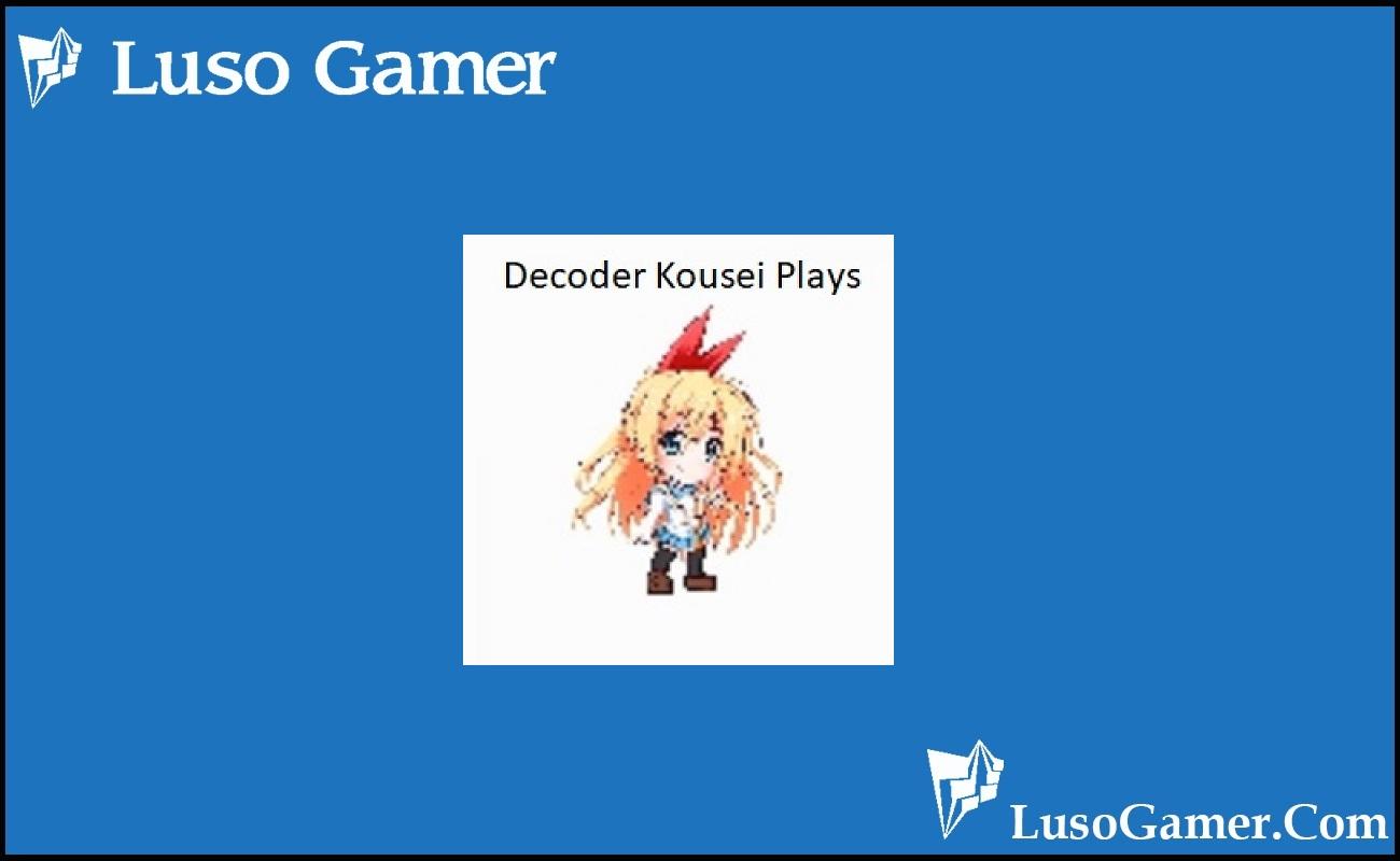 Decoder Kousei Plays