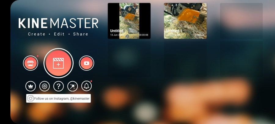 Screenshot of Kinemaster Pro Apk Download No Watermark For Android