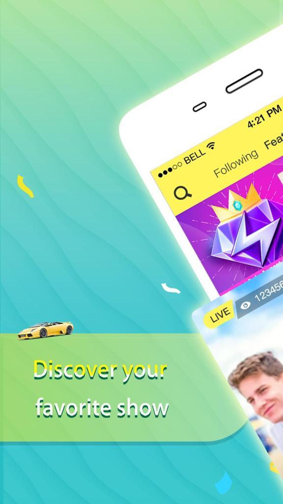 Screenshot of KiKi Live Mod